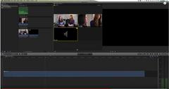 Basic Multicam Editing in FCP X