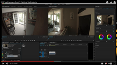 FCP vs Premiere Pro #1: Setting Up Projects