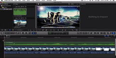 Final Cut Pro X - Fading Audio