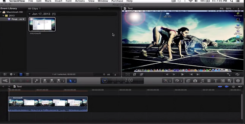 Final Cut Pro X - Exporting for YouTube