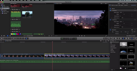 Music Video Tutorial- Final Cut Pro X