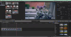 Final Cut Pro X - How to Apply the Same Effect on All Clips (COPY AND PASTE EFFECTS)