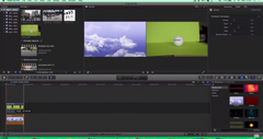 Final Cut Pro X - Green Screen