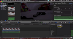 Final Cut Pro X - Day into Night Effect