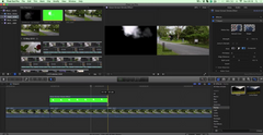 Final Cut Pro X - AMAZING Teleport Effect