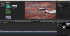 Final Cut Pro X - Muzzle Flash Effect