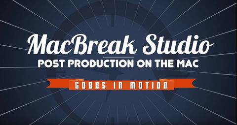 MBS # 367 - CREATING AN ANIMATED GOBO IN MOTION