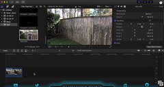 Final Cut Pro X Tutorial: Disintegration Effect