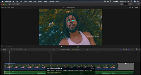 How To Make A Glowing Eyes Effect (Tutorial) - Final Cut Pro X