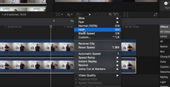 Time FREEZE Click Effect | Final Cut Pro X Tutorial
