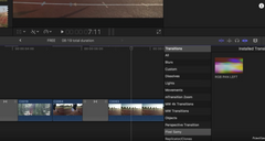 FREE Transitions For Final Cut Pro X
