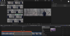 Flow in Transition Effect | Final Cut Pro X Tutorial