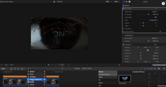 Eye Zoom Transition | Final Cut Pro X Tutorial