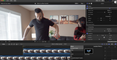 Final Cut Pro X Transition Tutorial | Pull Back Reveal Effect