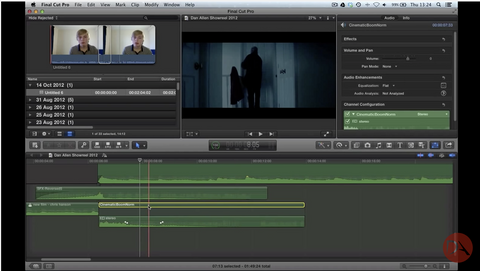 Multichannel Audio Editing in 10.0.6 | Advanced FCPX Tutorial