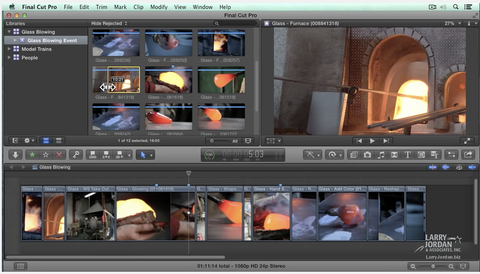 LJ How To Review Media in Final Cut Pro X (10.1)