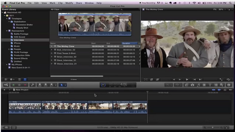 MBS #133 - Basic Editing in Final Cut Pro X