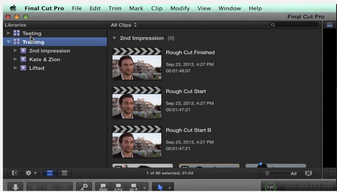 MBS #246 - Understanding Libraries in Final Cut Pro 10.1