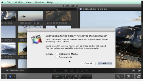 MBS #249 - Moving Media in Final Cut Pro 10.1