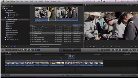MBS #136 - Working with Connected Clips in Final Cut Pro X