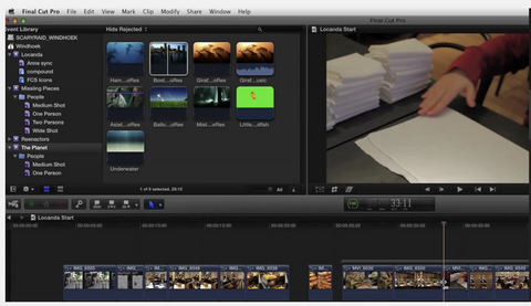 MBS #142: One-click Transitions in Final Cut Pro X