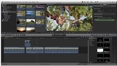 MBS #146: Three-point Editing in Final Cut Pro X