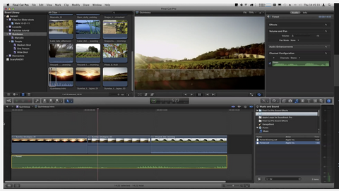MBS #149: Re-usable Compound Clips in Final Cut Pro X