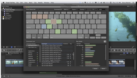 MBS #199 - Keyboard Grades in Final Cut Pro X