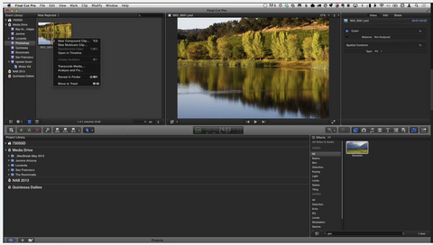 MBS #215 - Final Cut Pro X & Photoshop: Working w/ RAW Images
