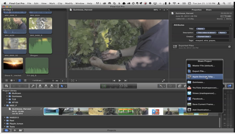 MBS #229 - Finding your Final Cut Pro X Exports