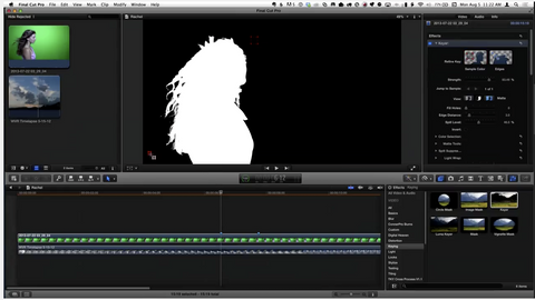 MBS #235 - Green Screening in Final Cut Pro X