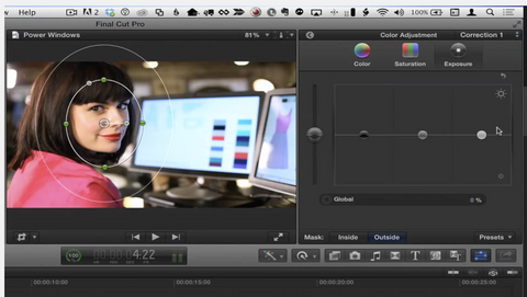 MBS #244 - Using Shape Masks in Final Cut Pro X