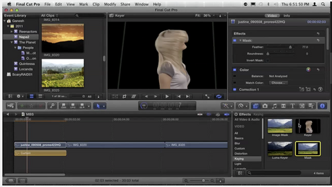 MBS #166: Compositing in FCPX