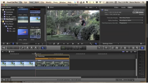 MBS #177 - Conforming Frame Rates in FCPX