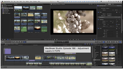 MBS #186 - Adjustment Layers in FCPX