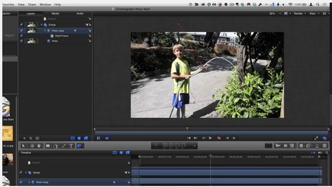 MBS #279 - Cinemagraphs in FCP X and Motion