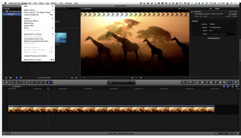 MBS #281 - Moving Proxy Media in Final Cut Pro X