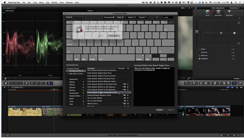 MBS #283 - Toggling Color Corrections in Final Cut Pro