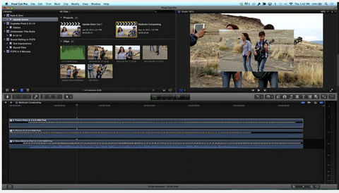 MBS #285 - Multi-screen multicam in Final Cut Pro X