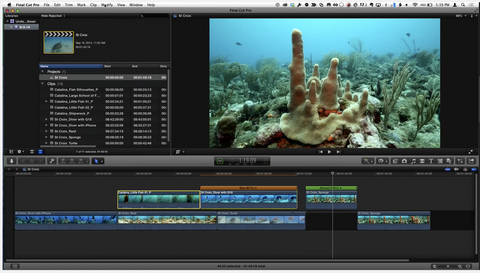 MBS #291 - Speed changes and back-timing clips in Final Cut Pro X