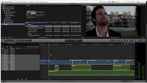 "MBS #292 - Selecting ""Tracks"" in Final Cut Pro X"