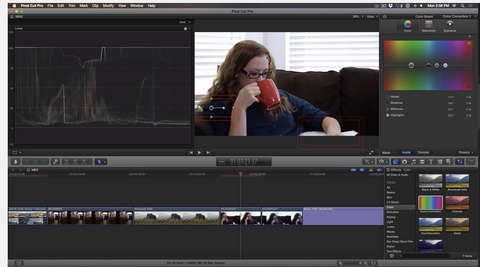 MBS #308 - Secondary Color Correction in Final Cut Pro 10.2