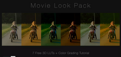 Free movie look pack