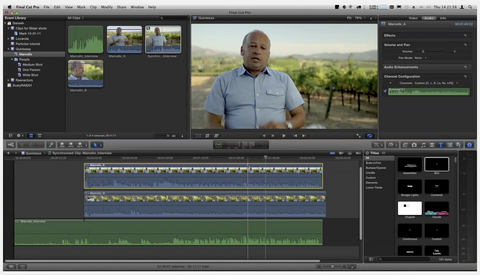 MBS #144 Multi-cam Editing in FCPX