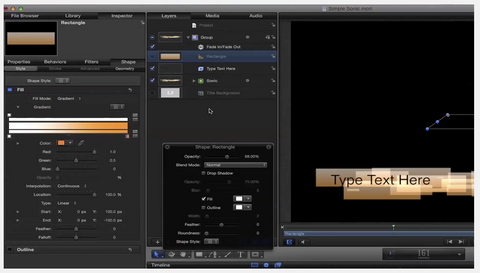 MBS #150: Customizing a Title in Final Cut Pro X