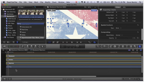 MBS #163: Layered Photoshop Files in FCPX