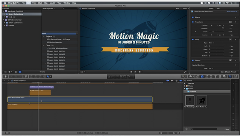 MBS #338: Building a Motion Graphics Library