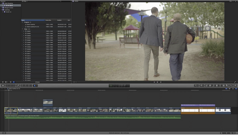 CP Quick and easy way to move connection point in FCPX