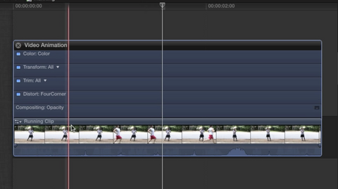 How to do quick video fades in Final Cut Pro X