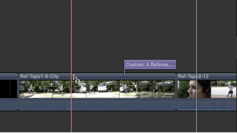 How to export a range from a Final Cut Pro X Timeline